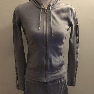 Armani Exchange Other - Armani exchange hoodie jacket matching set XS